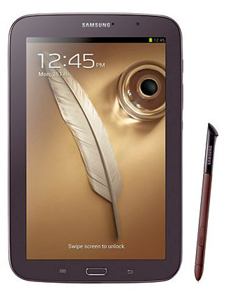 SAMSUNG GALAXY NOTE 8.0 avec stylet