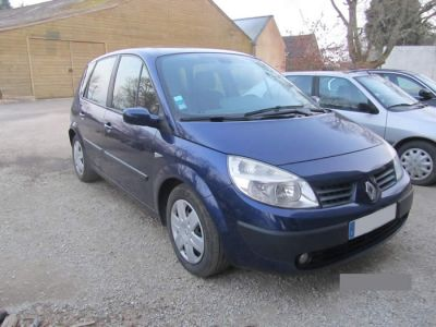 RENAULT SCENIC DCI 120CH CONF. AUTHENTIQUE