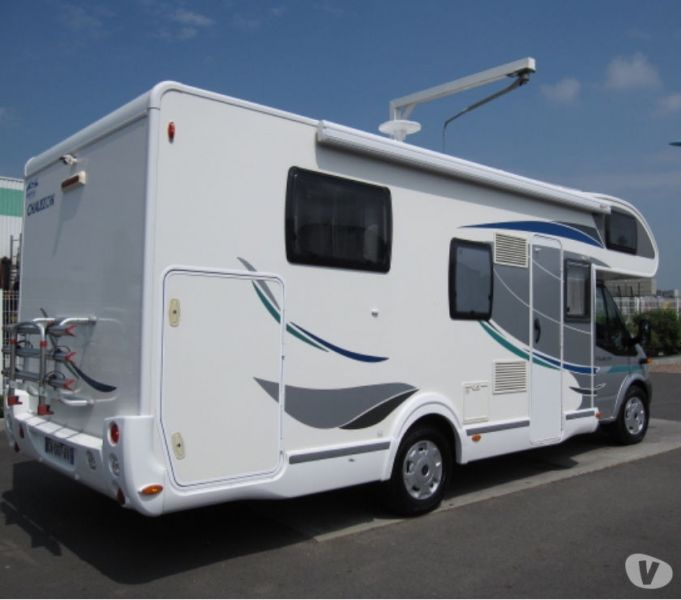 Don Camping car Chausson Flash 19 Lit Central