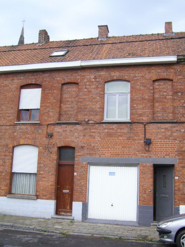 Id al 1er achat gros oeuvre neuf 4pi ces garage cour for Garage rue du dronckaert roncq