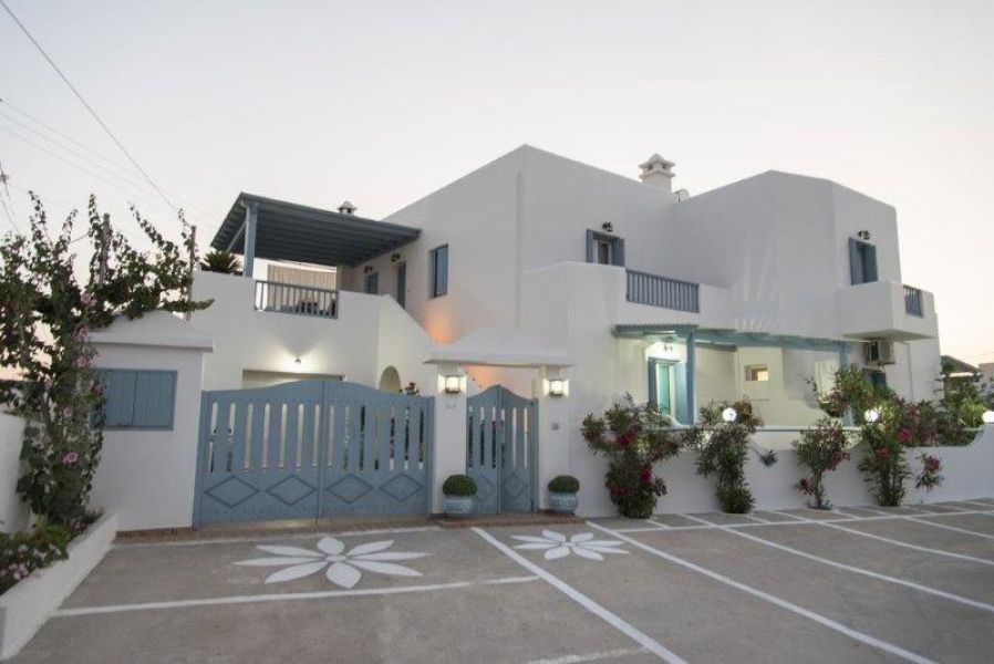 Greece Cyclades island of Milos rent apartment, studio, villa