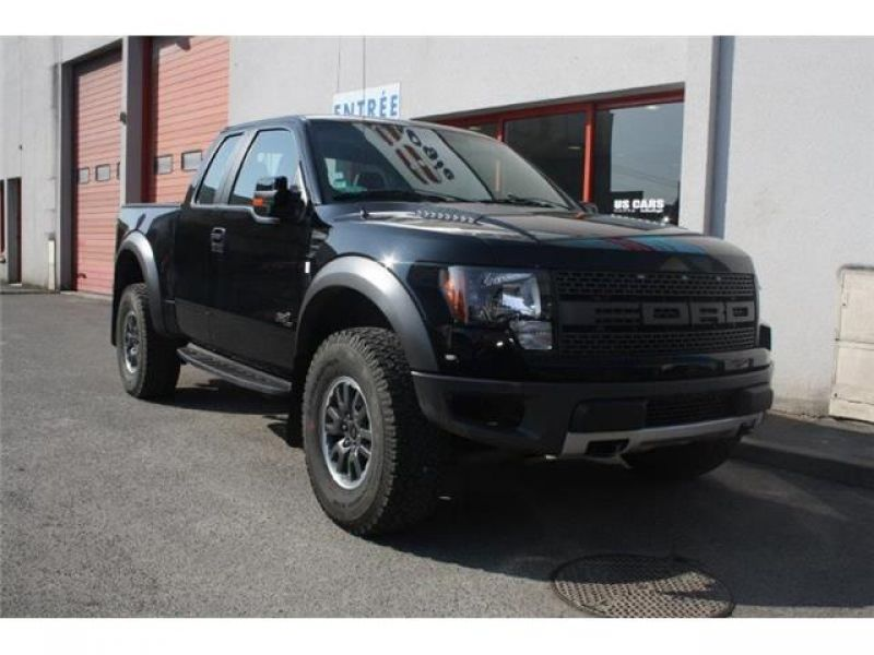 'Ford F 150 RAPTOR SVT 2011 4X4'