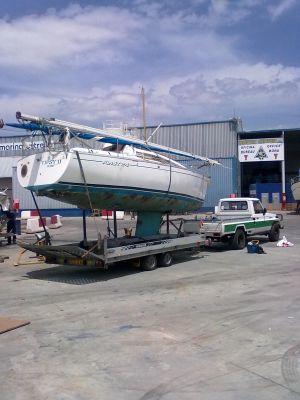 Remorque bateau a louer