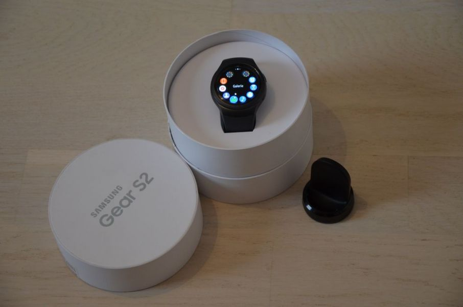 Vends samsung galaxy gear S2
