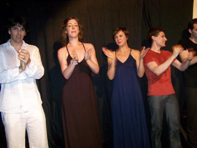 ATELIER THEATRE POUR ADULTES AMATEURS /2010-2011