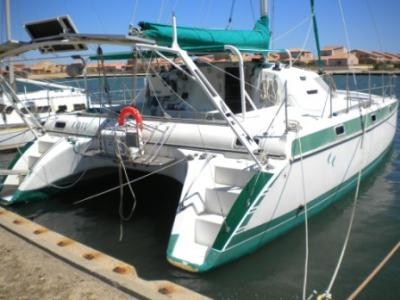 Vends Catamaran 12m plans Lerouge