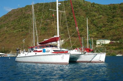 catamaran privilege 14.70
