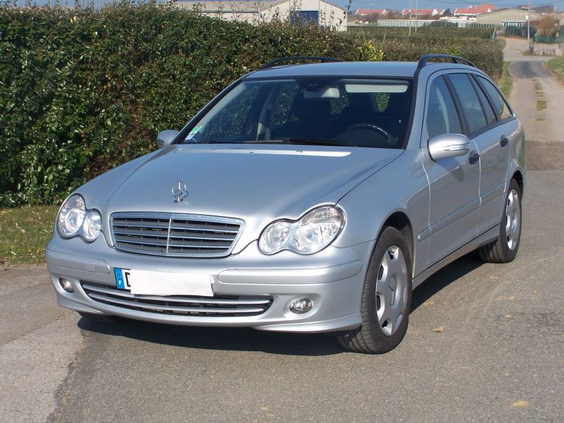 Mercedes classe C 200 break 2007 141000km