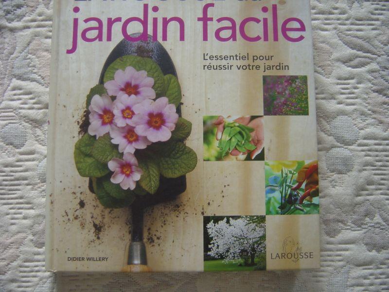 Larousse du jardin facile for Jardin facile