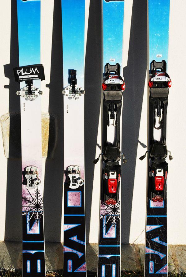 ski de randonn e occasion