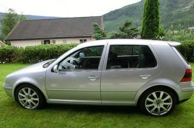 Volkswagen Golf 4 TDI Highline