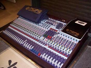 table de mixage venice midas 320