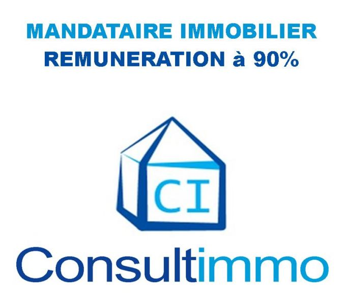 France entière : Recrute Mandataires immobilier Consultimmo à 90%