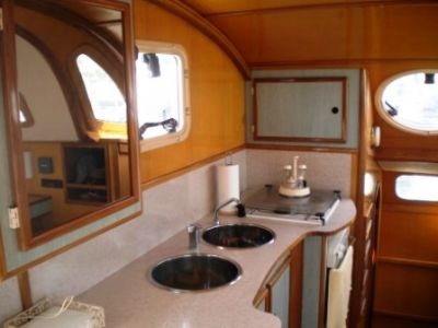 Vends catamaran Grand Sud 42