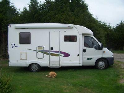 Entretien camping car