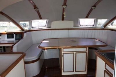 Vends Outremer 55 Std