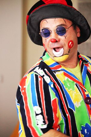 Allo les clowns spectacle enfants animation anniversaire Marseille 13