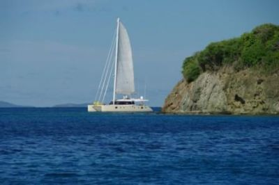 Vends catamaran Sunreef 62
