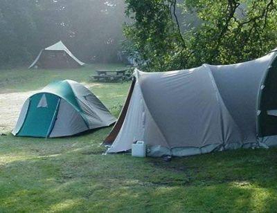 terrain de camping a vendre