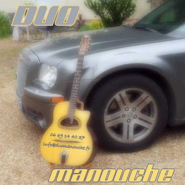 Duo manouche