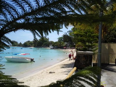 Vacance pied dans l'eau a Ile Maurice - Pereybere