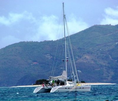 Vends Catamaran Switch 51