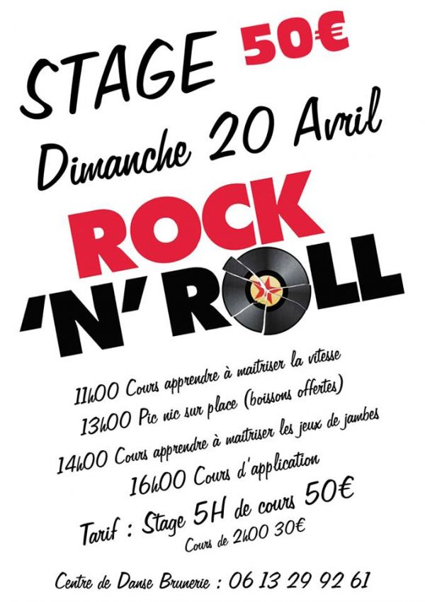 STAGE ' ROCK'N'ROLL'