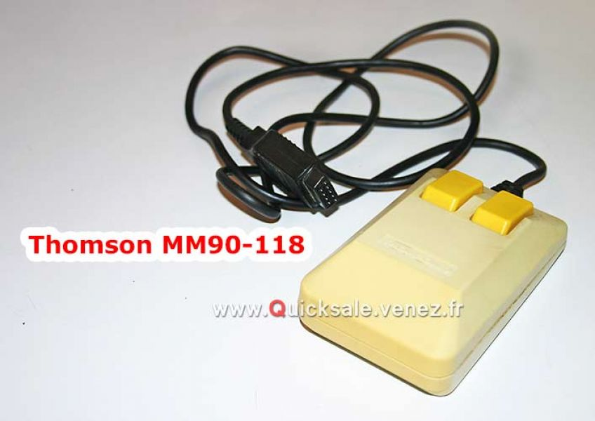 Souris, Apple, Mac, Atari, Thomson, Vtech...