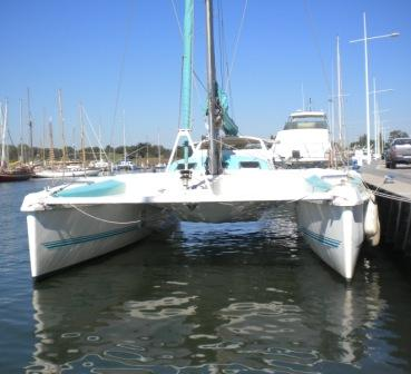 Vends Catamaran Edel Cat 43