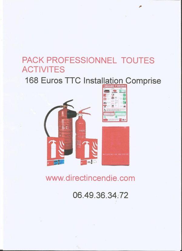 Vente v rification installation extincteur alarme anti for Anti incendie maison