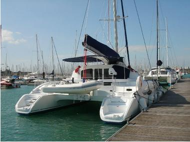 Vends Catamaran Lavezzi 40 Maestro