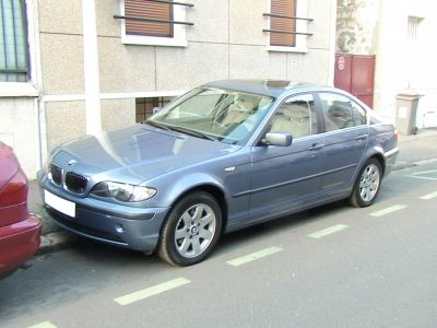 320 I pack luxe (170cv) 63000km